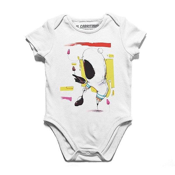 O Astronauta - Body Infantil