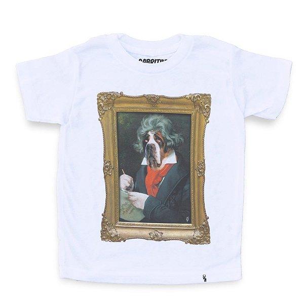 O Grande Beethoven - Camiseta Clássica Infantil