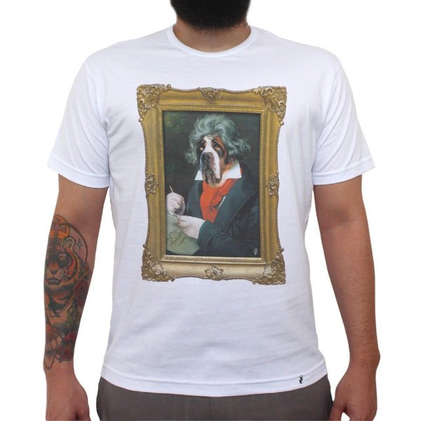 O Grande Beethoven - Camiseta Clássica Masculina