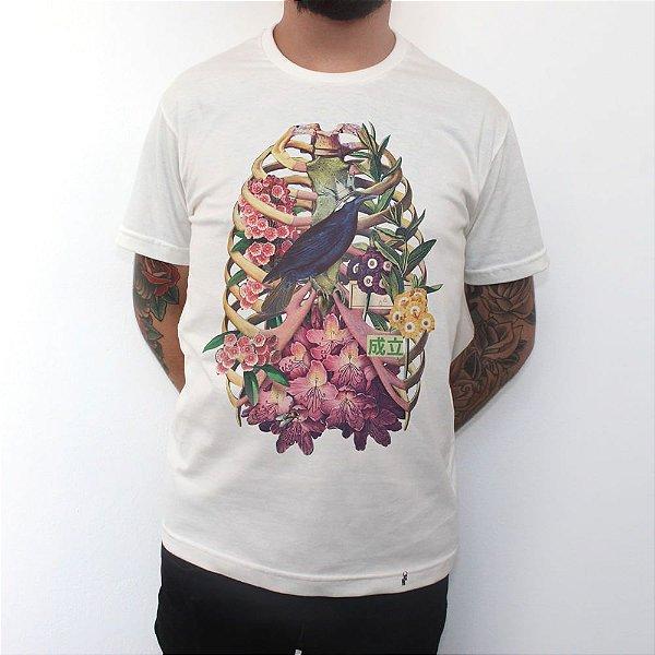 Omen - Camiseta Clássica Masculina