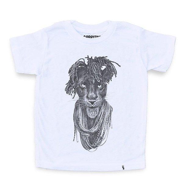 Pantherasta - Camiseta Clássica Infantil