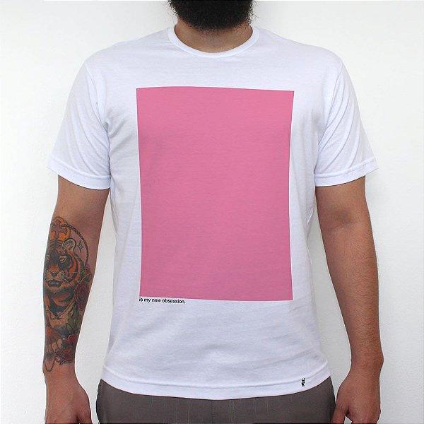 Pink - Camiseta Clássica Masculina