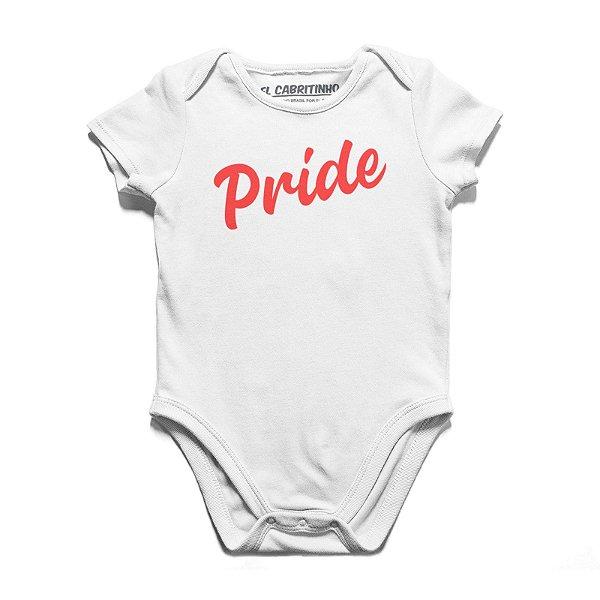 Pride (filhx) - Body Infantil