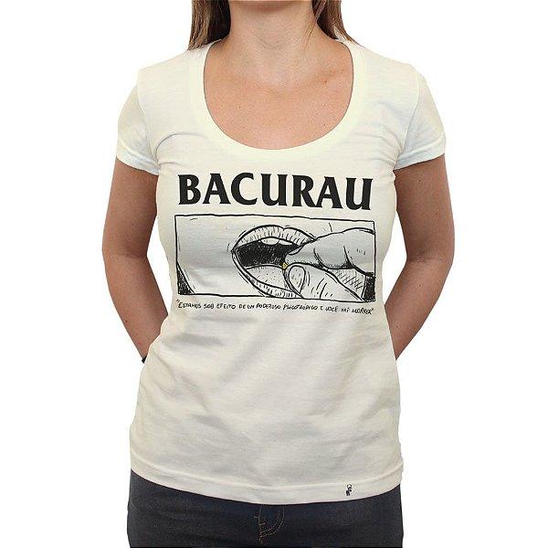 Psicotrópico #bacurau - Camiseta Clássica Feminina