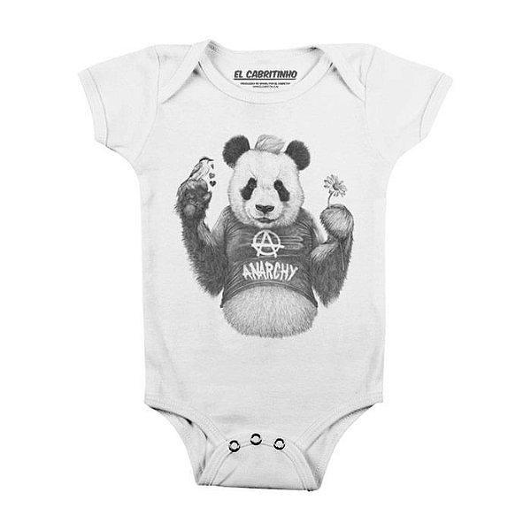 Punk Panda - Body Infantil