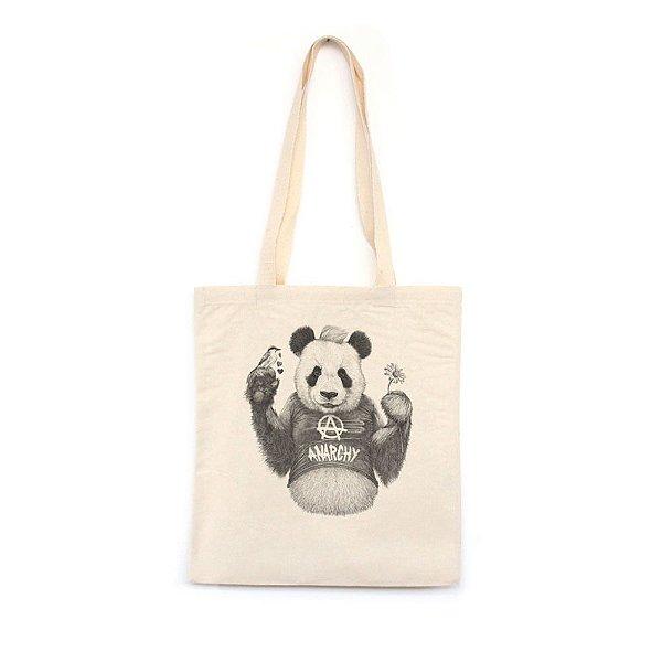 Punk Panda - Bolsa de Lona