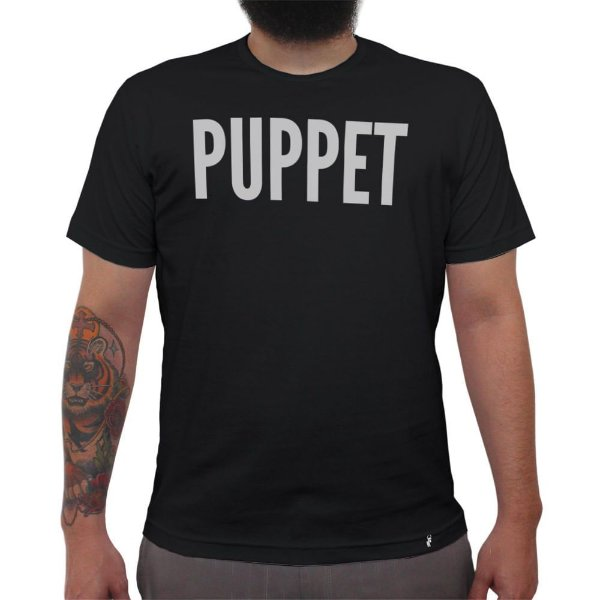 Puppet - Camiseta Clássica Masculina