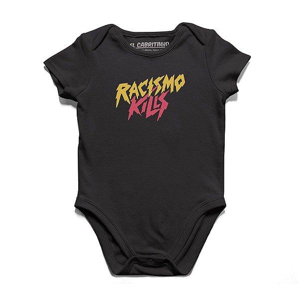 Racismo Kills - Body Infantil