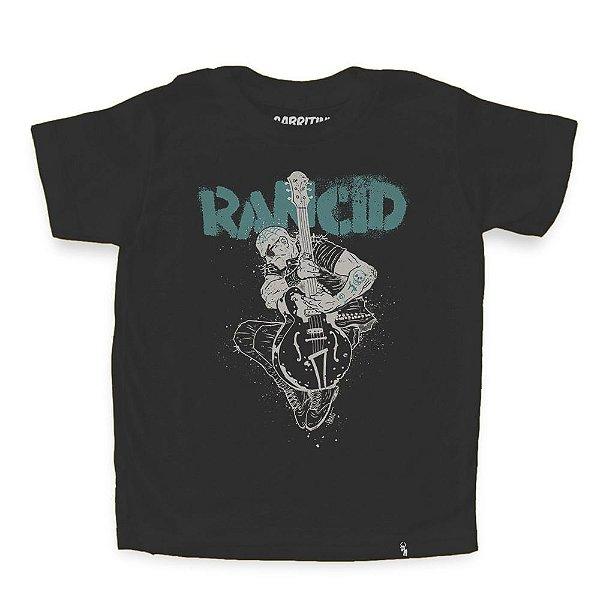 Rancid - Camiseta Clássica Infantil