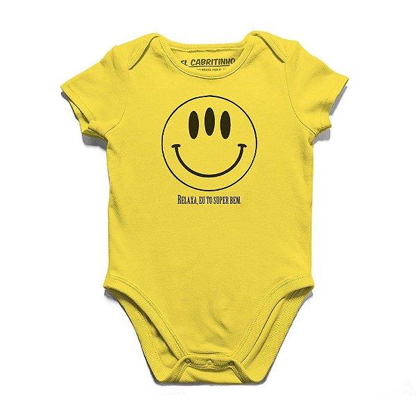 Relaxa, To Super Bem - Body Infantil