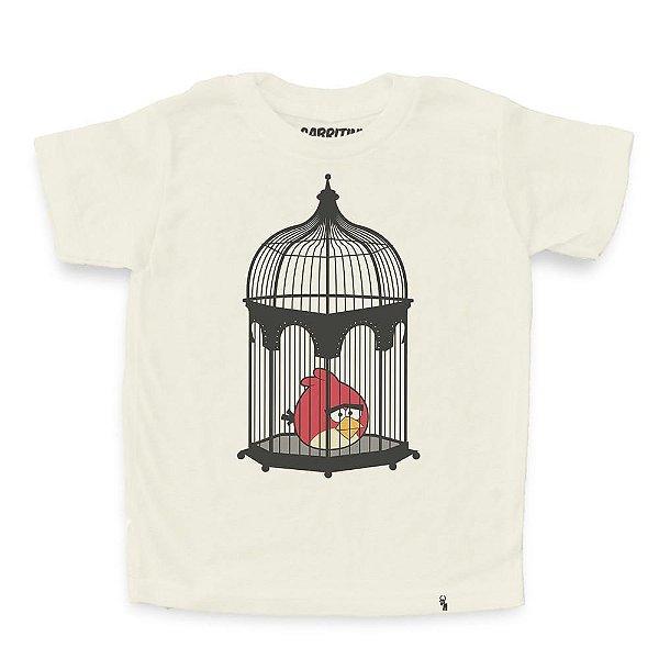 Sad Birds - Camiseta Clássica Infantil