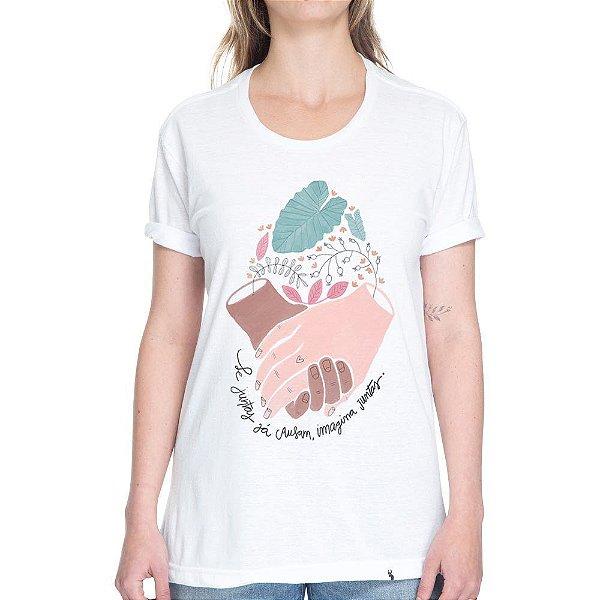 Se Juntas Já Causam, Imagina Juntas - Camiseta Basicona Unissex