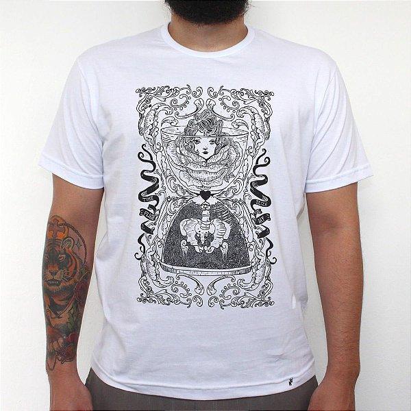 Seize The Day - Camiseta Clássica Masculina