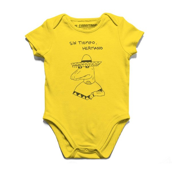 Sin Tiempo Hermano - Body Infantil