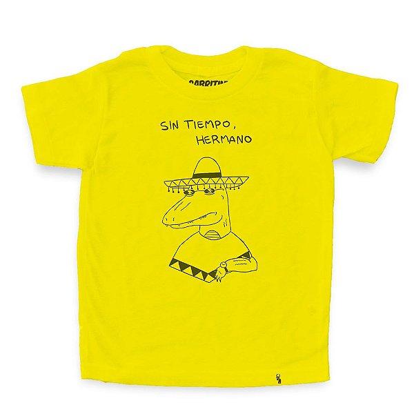 Sin Tiempo Hermano - Camiseta Clássica Infantil