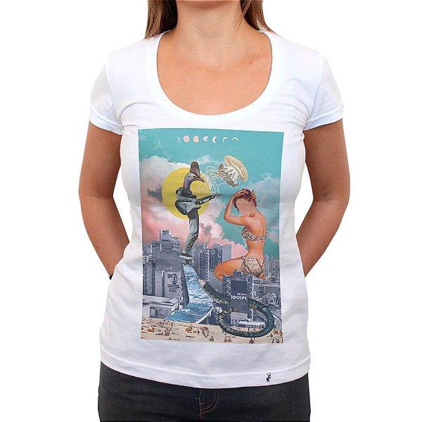 Skatin SP - Camiseta Clássica Feminina