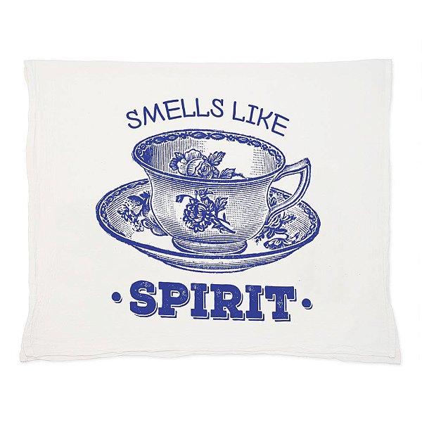 Smells Like Tea Spirit - Pano de Prato