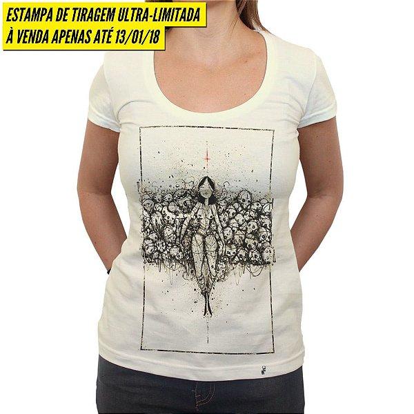 Sono - Camiseta Clássica Feminina