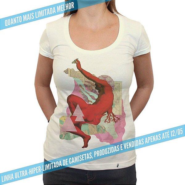 Spastic - Camiseta Clássica Feminina
