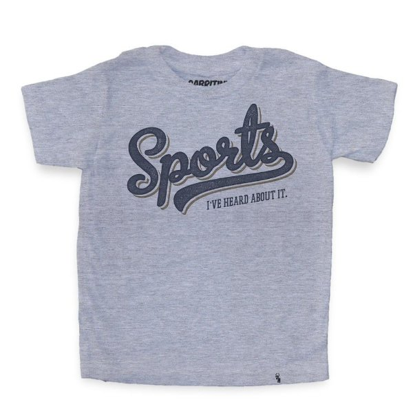 Sports - Camiseta Clássica Infantil