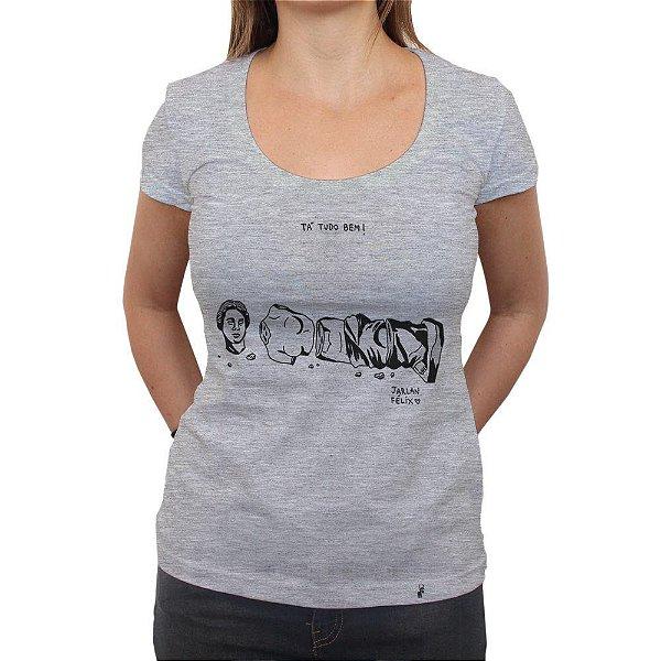 Tá Tudo Bem - Camiseta Clássica Feminina