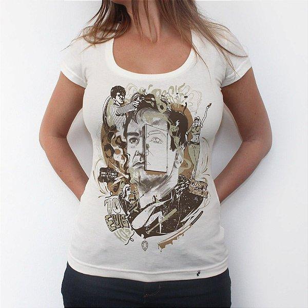Tarantino - Camiseta Clássica Feminina