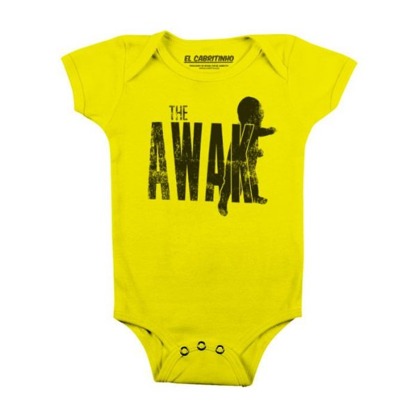 The Awake Baby - Body Infantil
