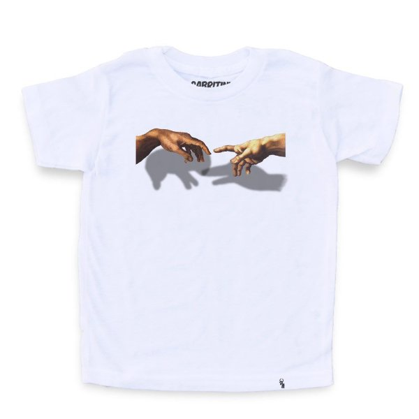 The Creation of Shadows - Camiseta Clássica Infantil