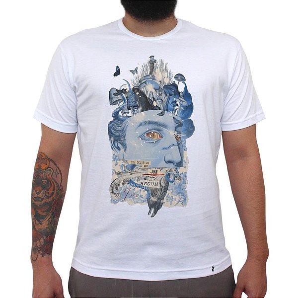 The Delirium Has Just Begun - Camiseta Clássica Masculina