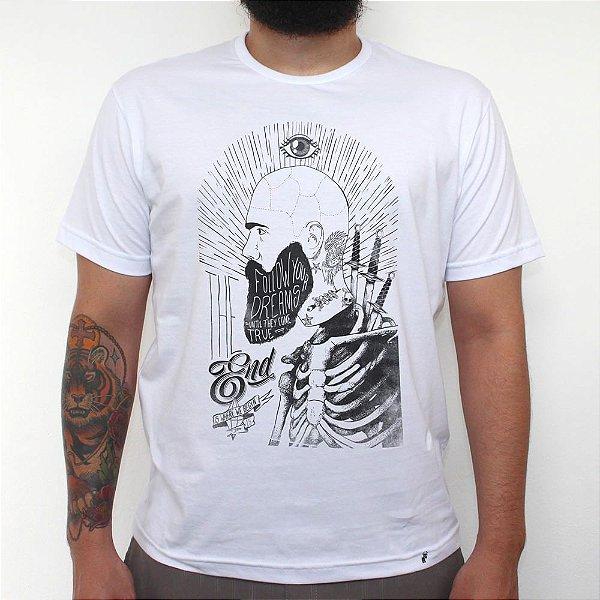 The End - Camiseta Clássica Masculina