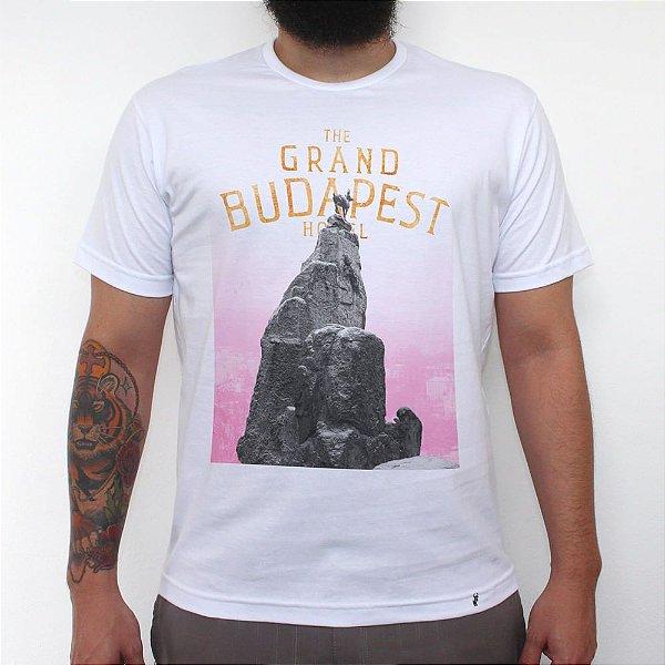 The Grand Budapest Hotel - Camiseta Clássica Masculina