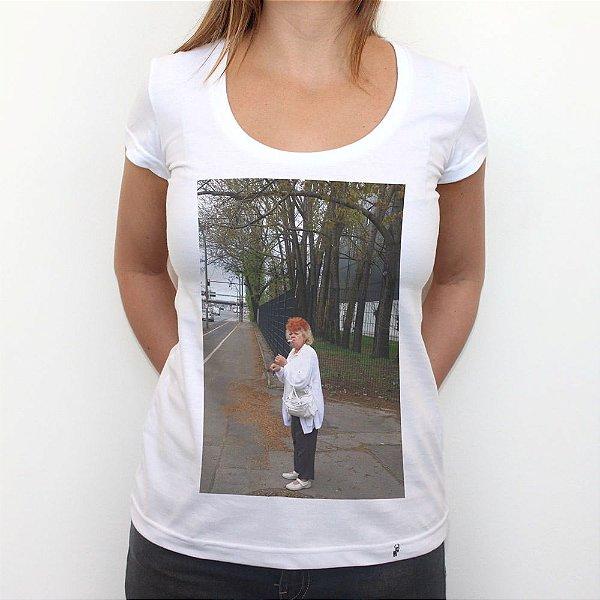 The Lady - Camiseta Clássica Feminina