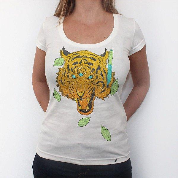 Tigrass - Camiseta Clássica Feminina