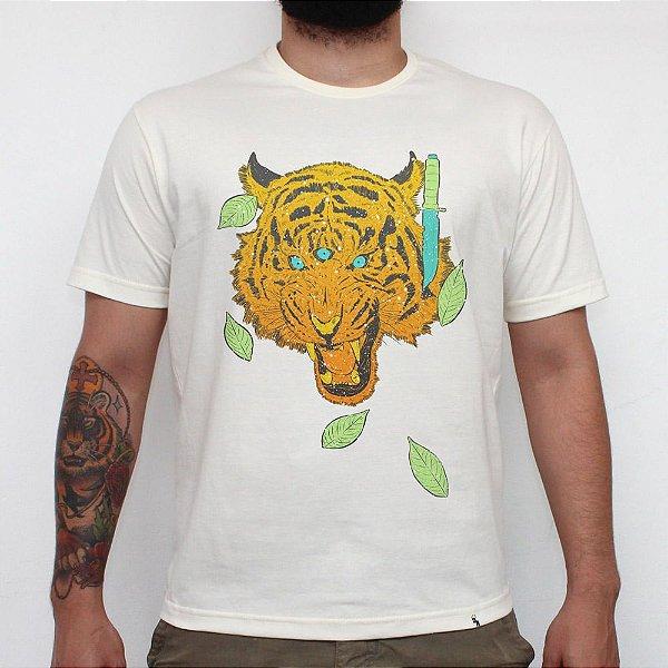 Tigrass - Camiseta Clássica Masculina