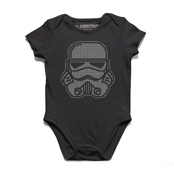 Trooper Bordado - Body Infantil