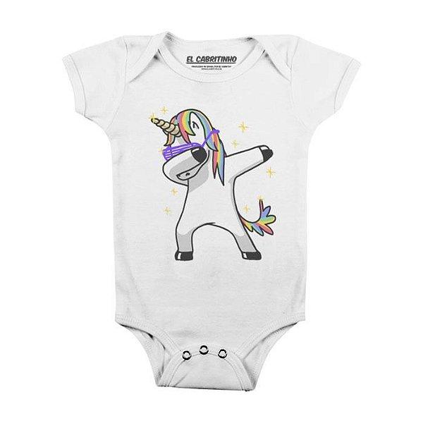 Unicorn Dabbing - Body Infantil