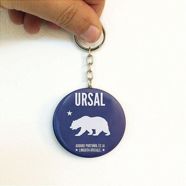 URSAL - Chaveiro Abridor de Garrafa