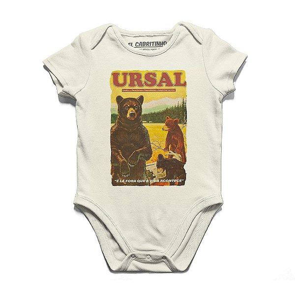 URSAL Lá Fora - Body Infantil