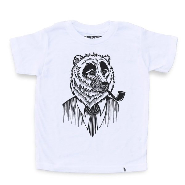 Urso - Camiseta Clássica Infantil