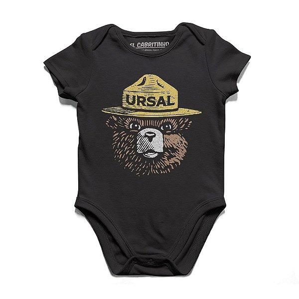 Urso URSAL - Body Infantil
