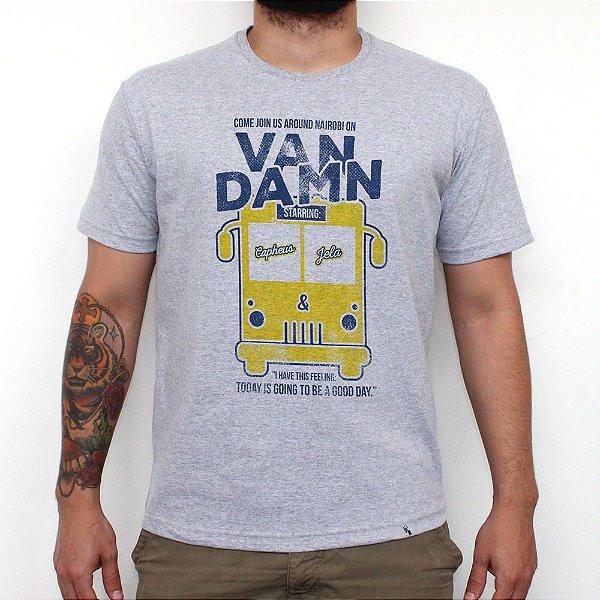 Van Damn - Camiseta Clássica Masculina