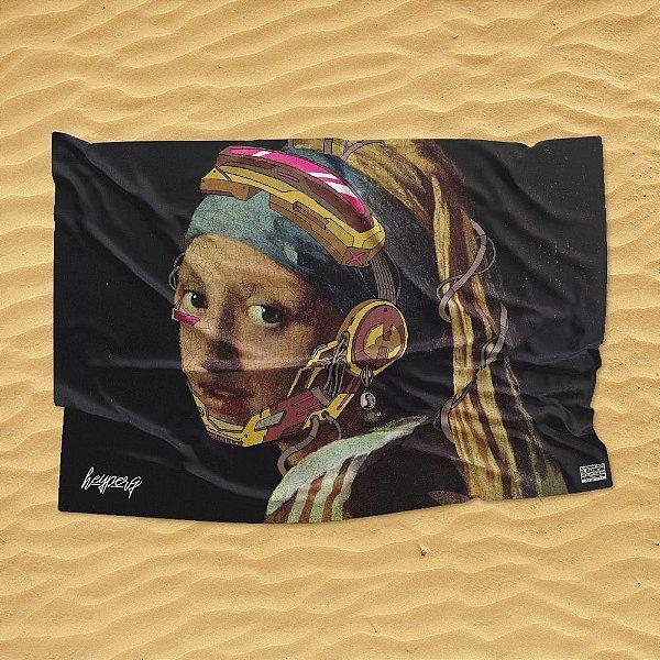 Vermeer lambe lambe - Canga