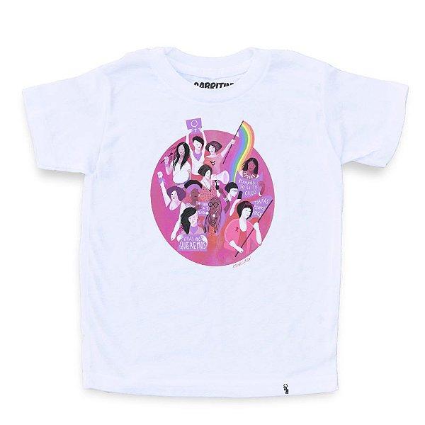 Vivas Nos Queremos - Camiseta Clássica Infantil