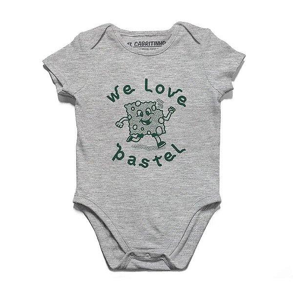 We Love Pastel - Body Infantil