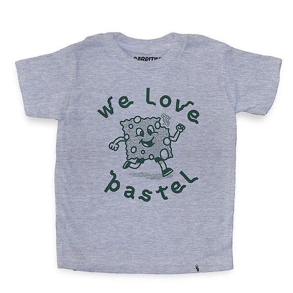 We Love Pastel - Camiseta Clássica Infantil