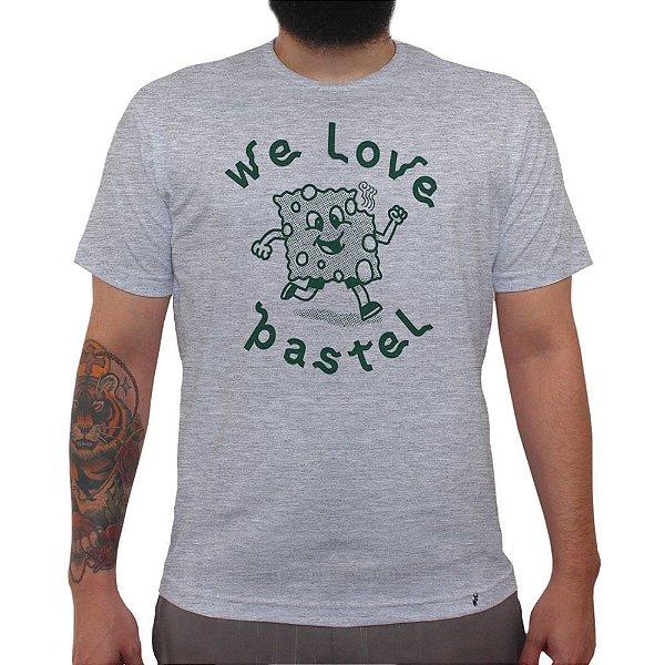 We Love Pastel - Camiseta Clássica Masculina