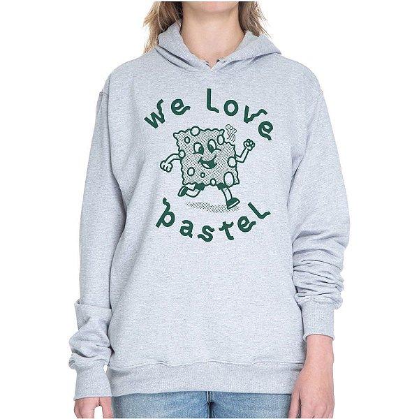 We Love Pastel - Moleton com Capuz Unissex