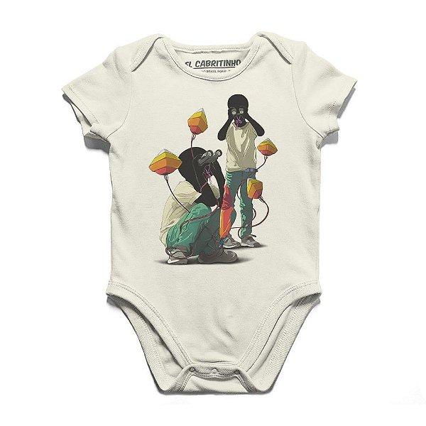Where - Body Infantil