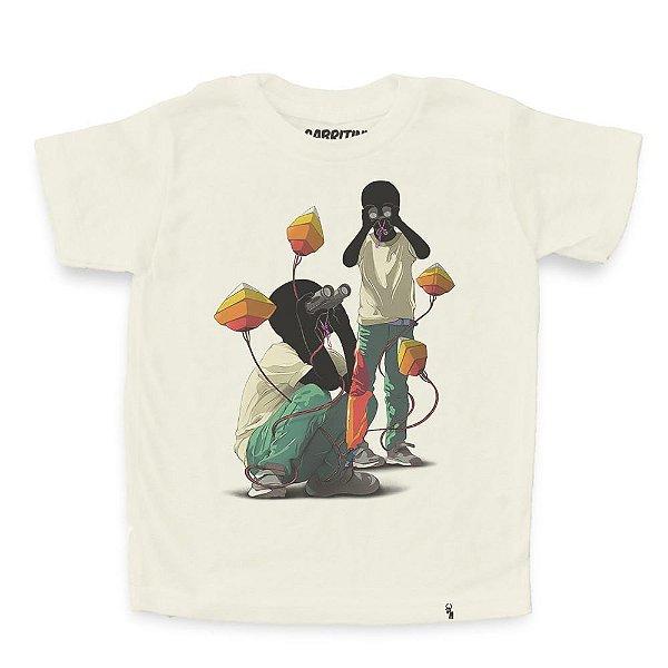 Where - Camiseta Clássica Infantil