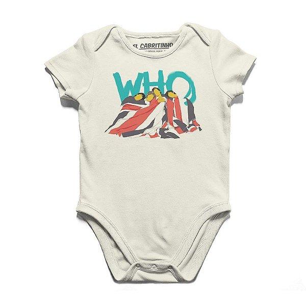 Who - Body Infantil